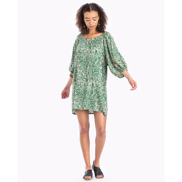 Melete 3/4 Sleeve Dress