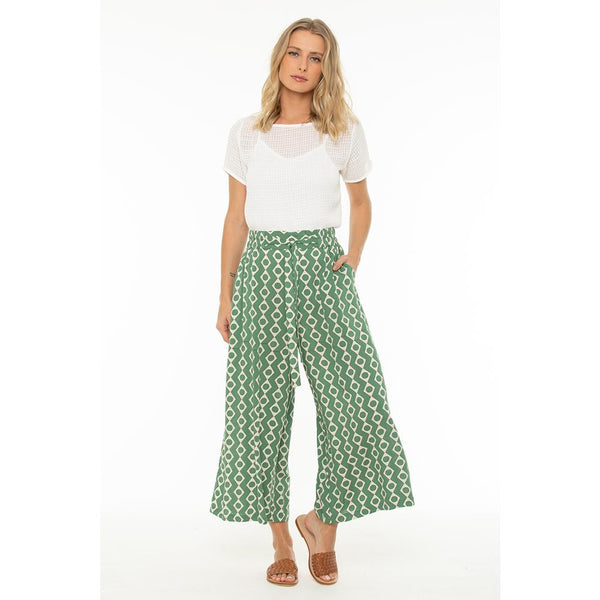 Calca Skye Midi Pants
