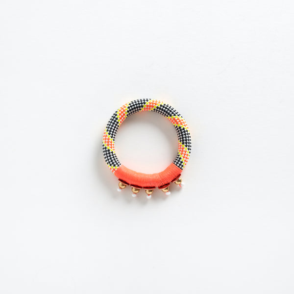 Plenty Bracelet Orange Dynamic Static