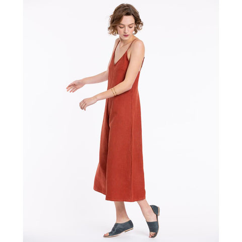 Amalfi Wide Leg Jumpsuit