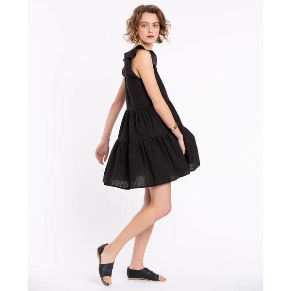 Venus Short Frill Dress