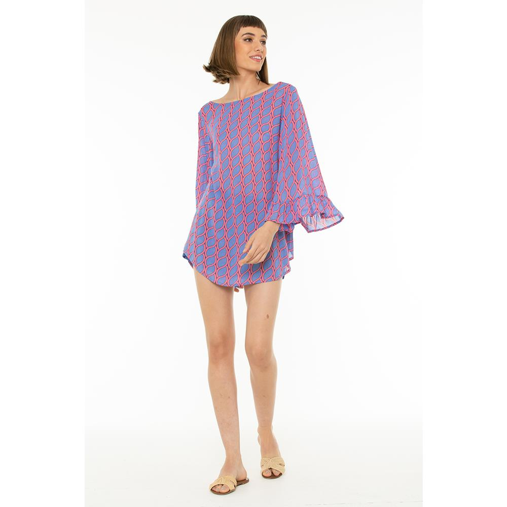 Pearl Voil Tunic