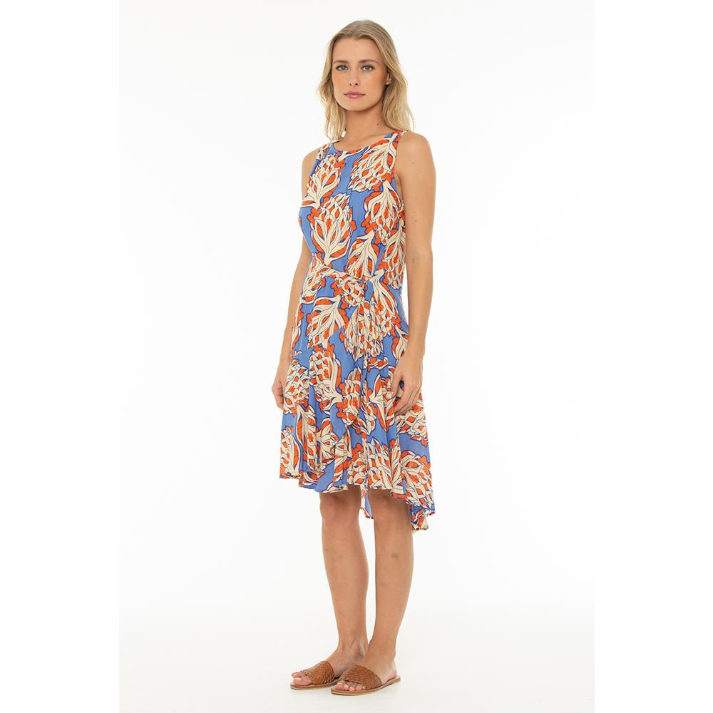 Hibisco Short Dress