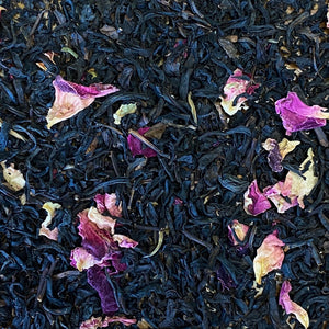 Rose Black Tea - Organic