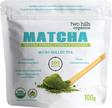 Load image into Gallery viewer, KOREAN (HADONG) MATCHA | SMOOTHIES, LATTES, SHOTS