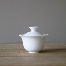 Load image into Gallery viewer, PORCELAIN GAIWAN