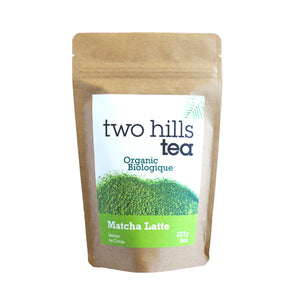 Matcha Lemon Latte Mix - Organic - Two Hills Tea
