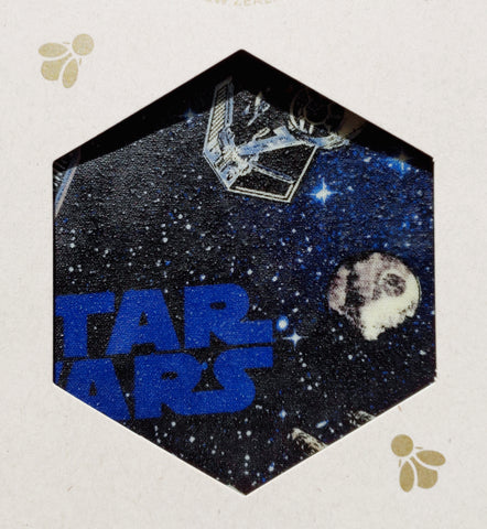 Star Wars Beeswax Foodwraps - Sandwich Size - 2 Pack