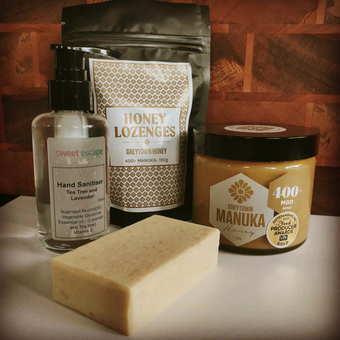 Manuka Honey Bundle (Limited Time)