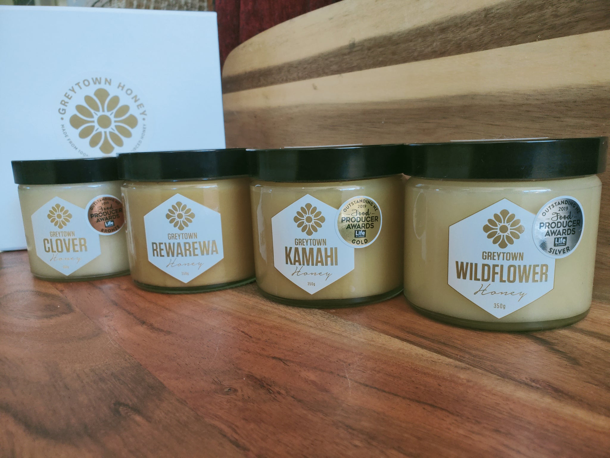 Honey Lovers Giftbox