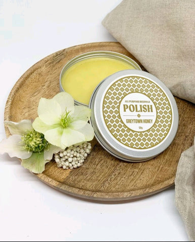 All Purpose Beeswax Polish - 120g