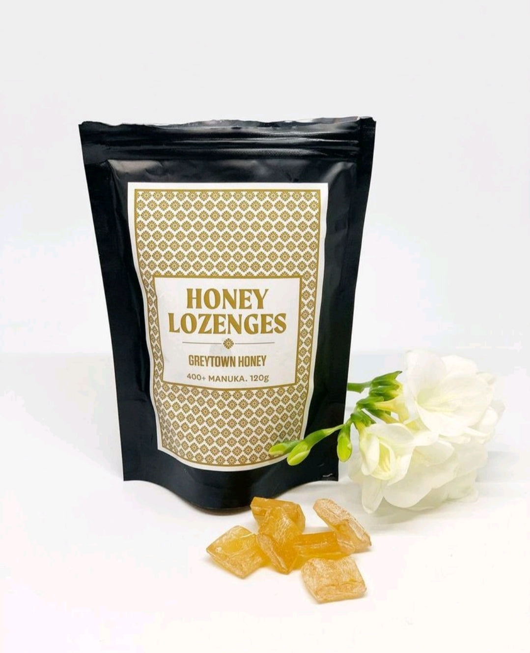 Manuka Honey (400+) Lozenges - 120g