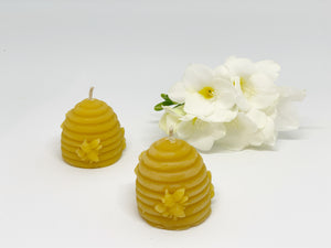 Pure Beeswax Candles - Beehives