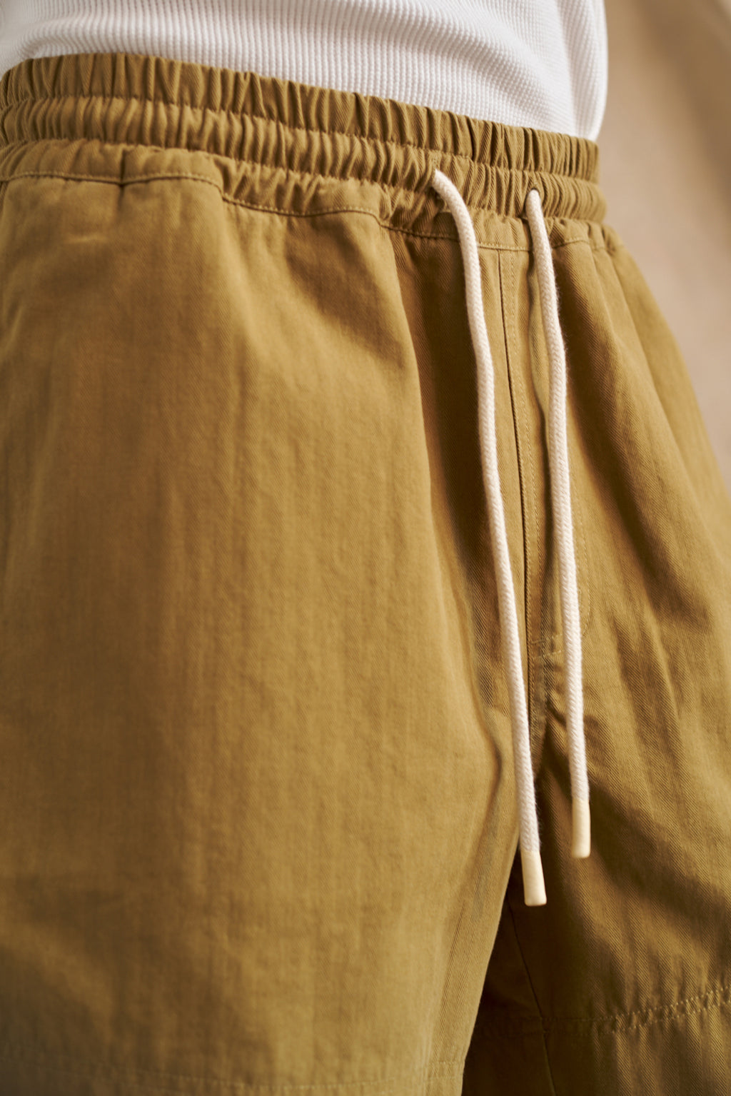 Safari Japanese Herringbone Short