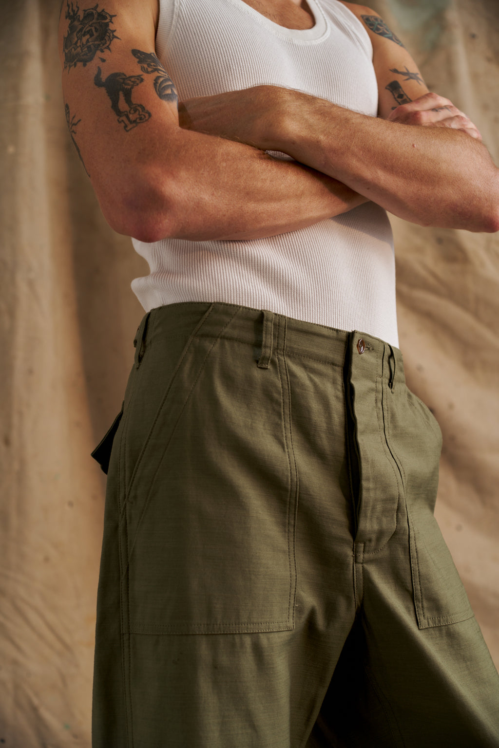 Japanese Safari Pant