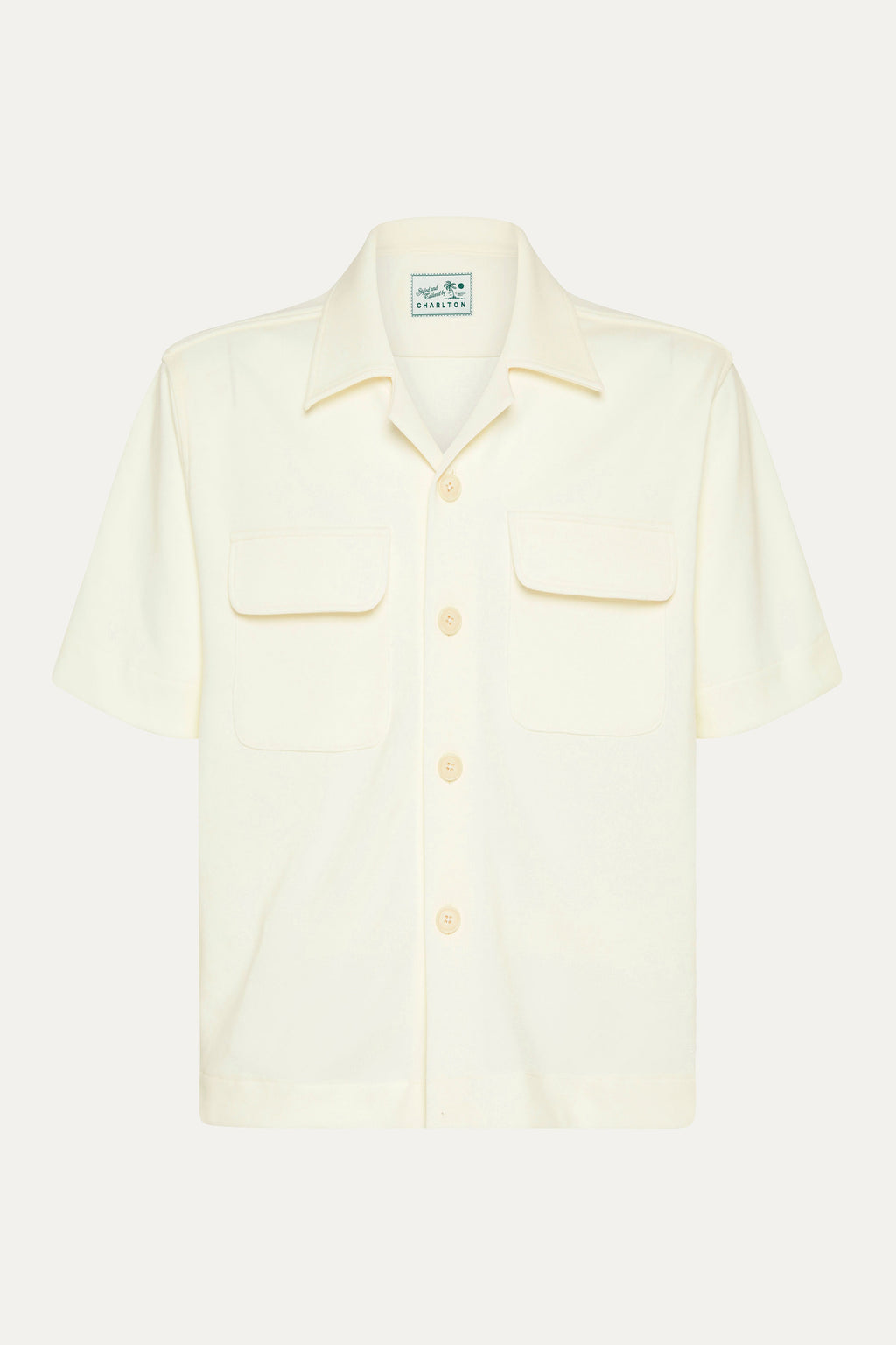 Double Pocket Japanese Utility Shirt