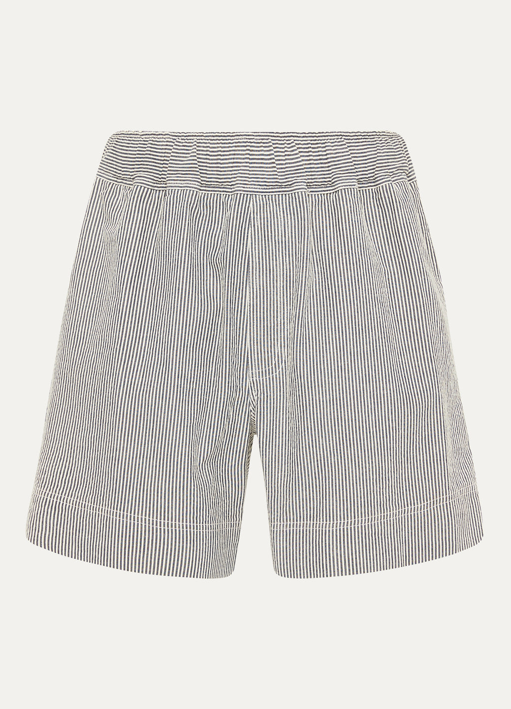 Japanese Blue Stripe Short