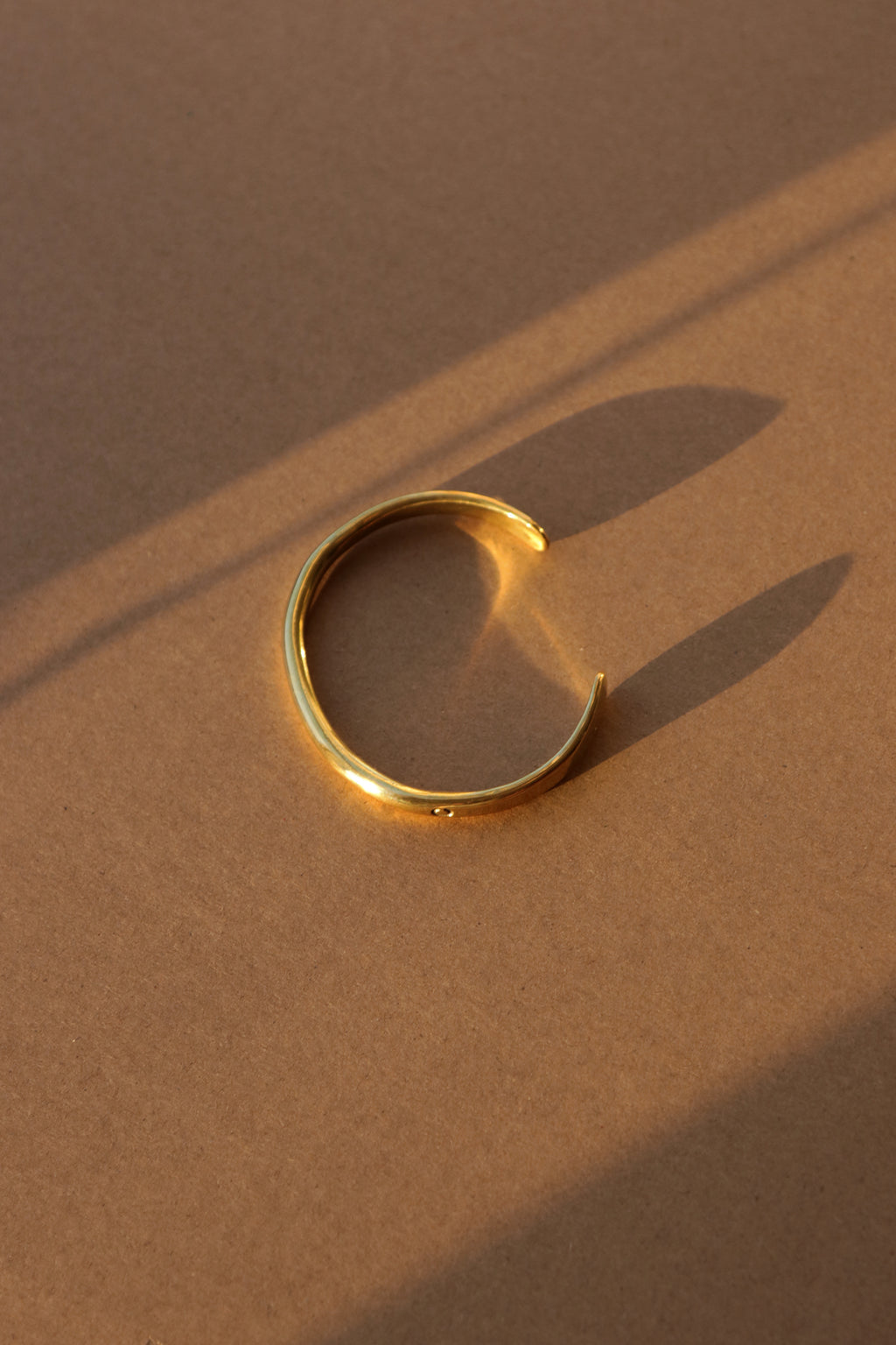 Charlton 'Tidal' 18Kt Gold Plated
