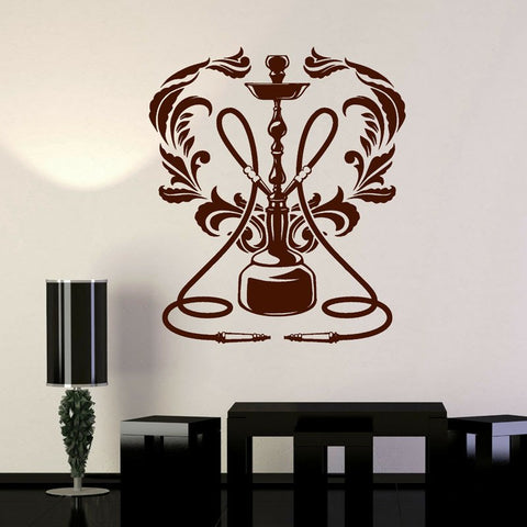 Wall Smoking Sticker