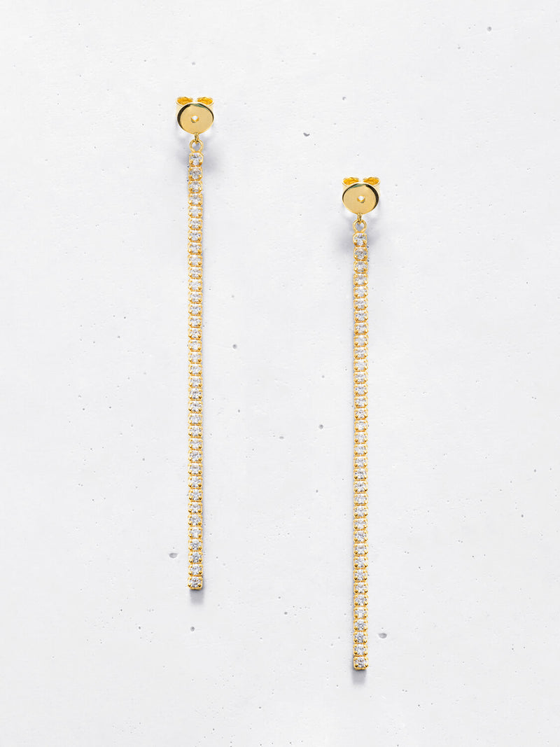 Linea Drop Earring Backs