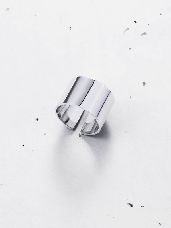 Levis Ring - Sterling Silver