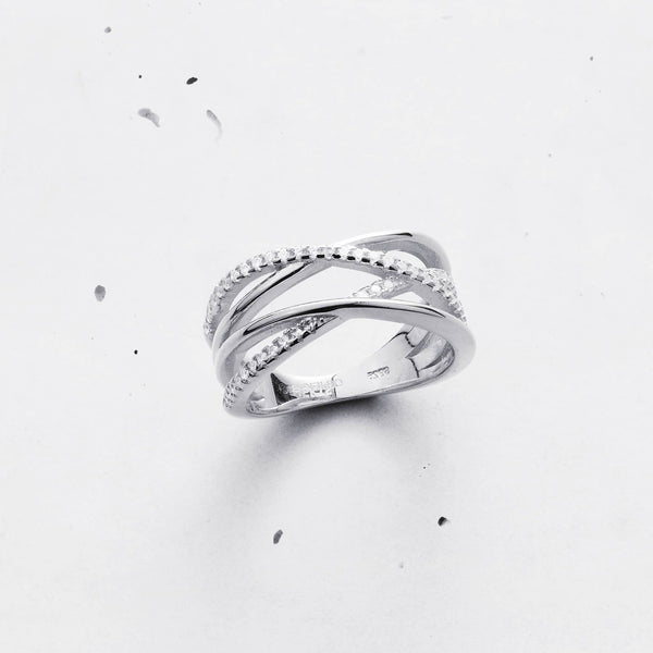Aries Ring - 925 Sterling Silver