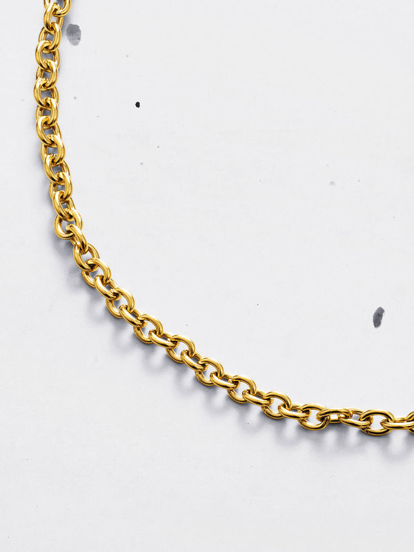 Torque Chain Necklace