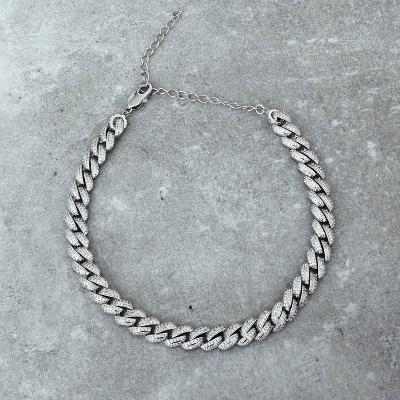 Cuban Chain Set (2 pieces)