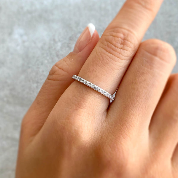 Ignis Ring - 925 Sterling Silver