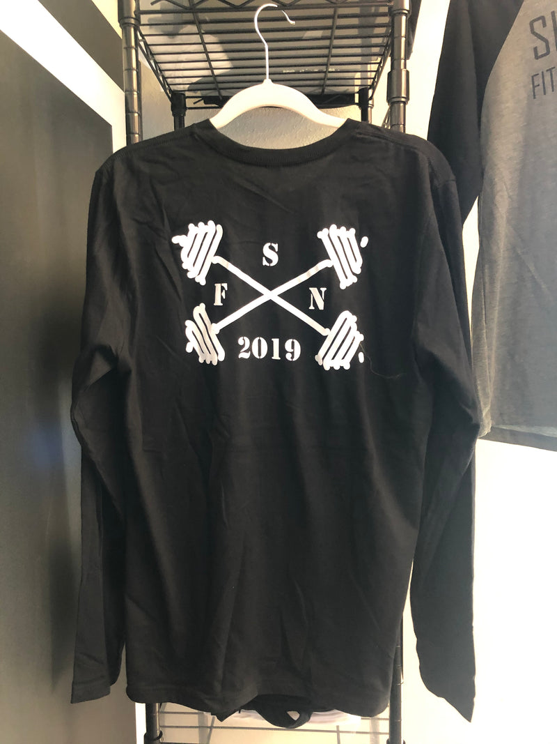 SFN Long Sleeve Crew Neck