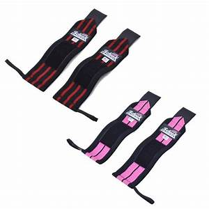 Schiek 1112B Heavy Duty Wrist Wraps