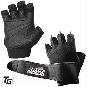 Schiek 540 Platinum Gel Lifting Gloves