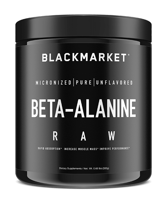 Blackmarket RAW BETA-ALANINE