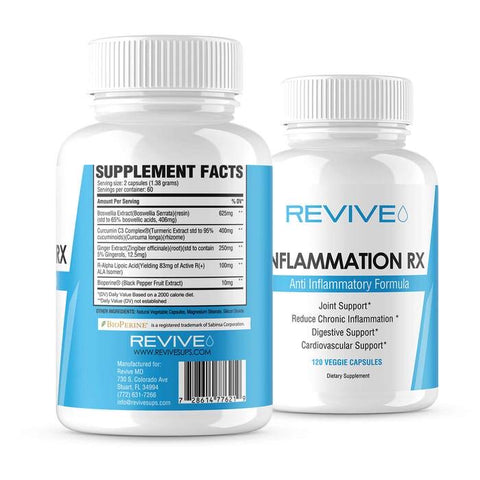Revive Inflammation Rx