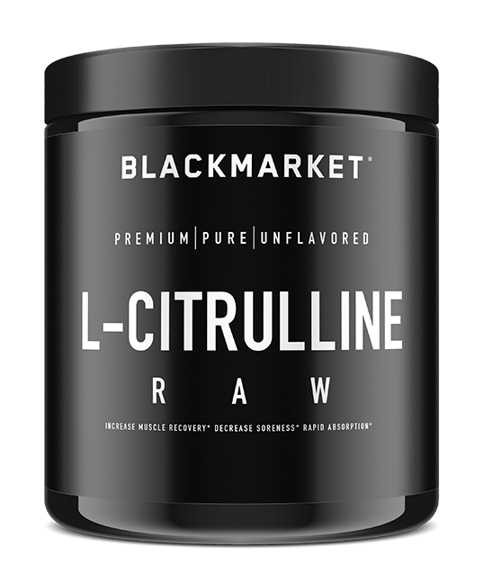 Blackmarket RAW L-CITRULLINE