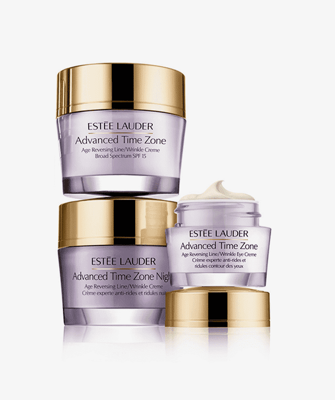 ESTEE LAUDER ADVANCED TIME ZONE 3-TO-TRAVEL