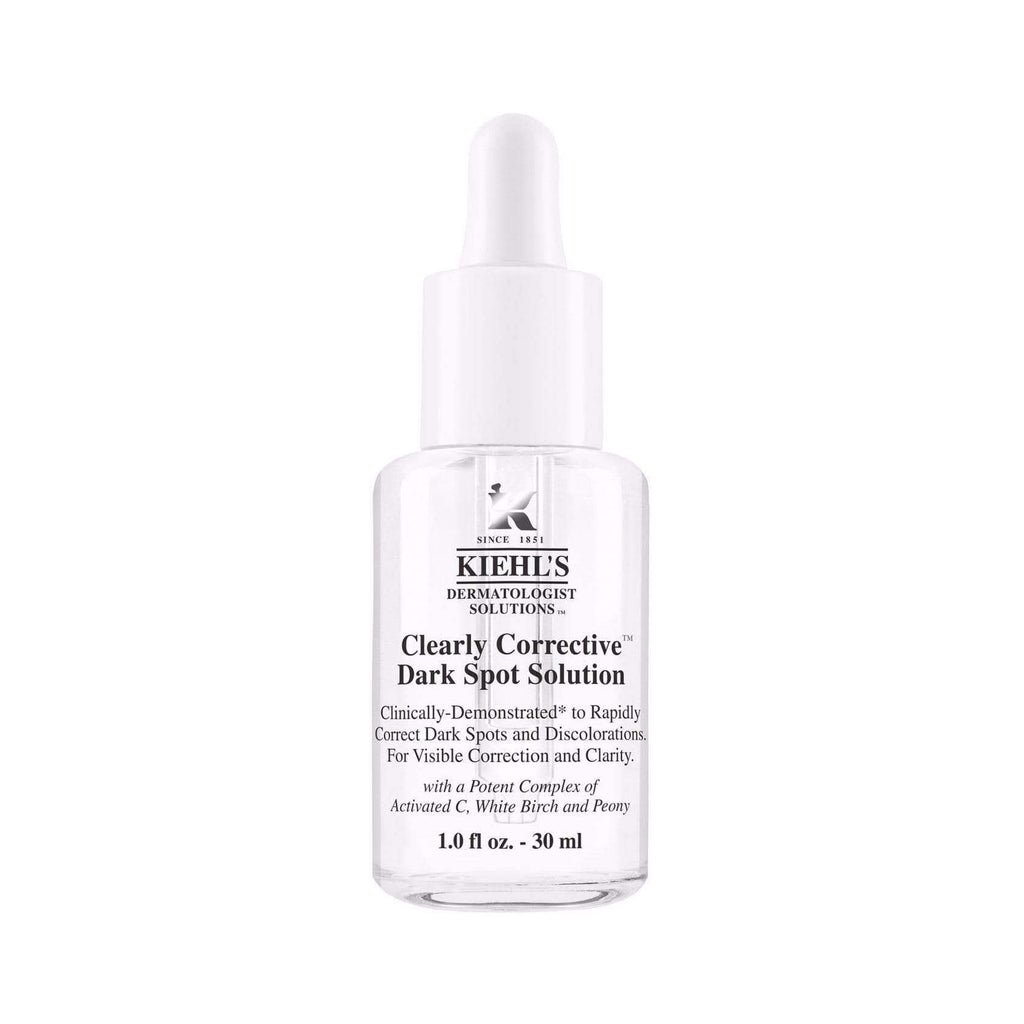 KIEHL'S  - CLEARLY CORRECTIVE DARK SPOT SOLUTION 50ml