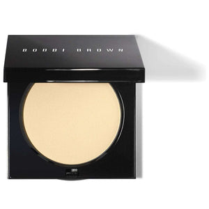 BOBBI BROWN - SHEER FINISH PRESSED POWDER (Color PALE YELLOW)