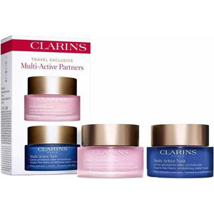 CLARINS MULTI ACTIVE PARTNERS