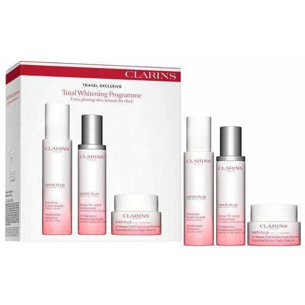 CLARINS TOTAL WHITENING PROGRAMME