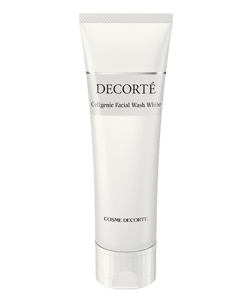 COSME DECORTE - CELLGENIE FACIAL WASH WHITE 125g