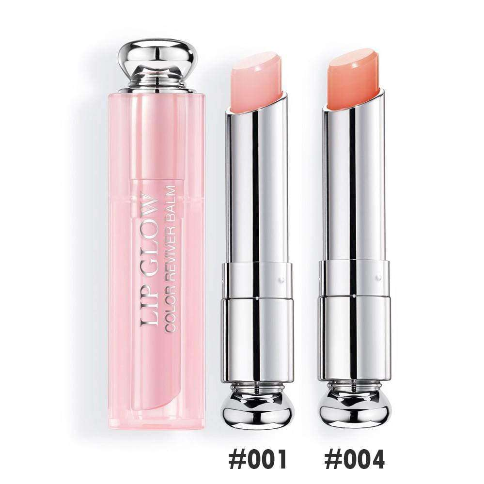 DIOR ADDICT LIP GLOW DUO PINK AND CORAL