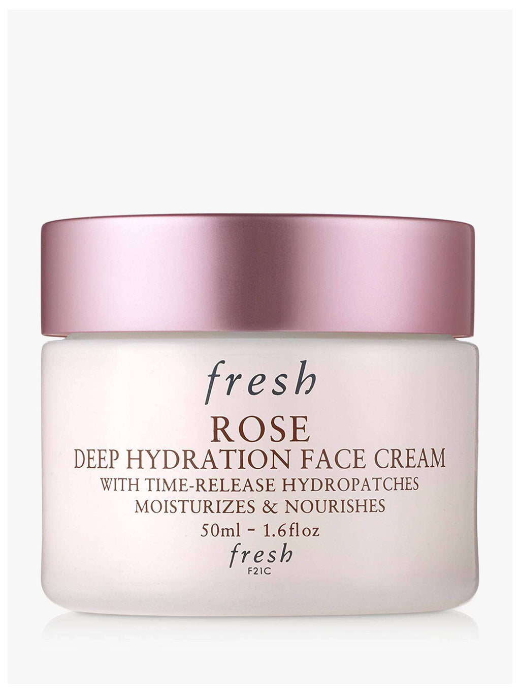 FRESH - ROSE DEEP HYDRATION FACE CREAM 50ml