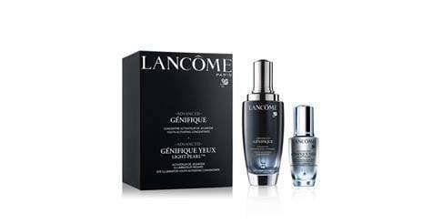 LANCOME GENIFIQUE YOUTH ACTIVATING CONCENTRATE + EYE ILLUMINATOR YOUTH ACTIVATING CONCENTRATE PARTNER