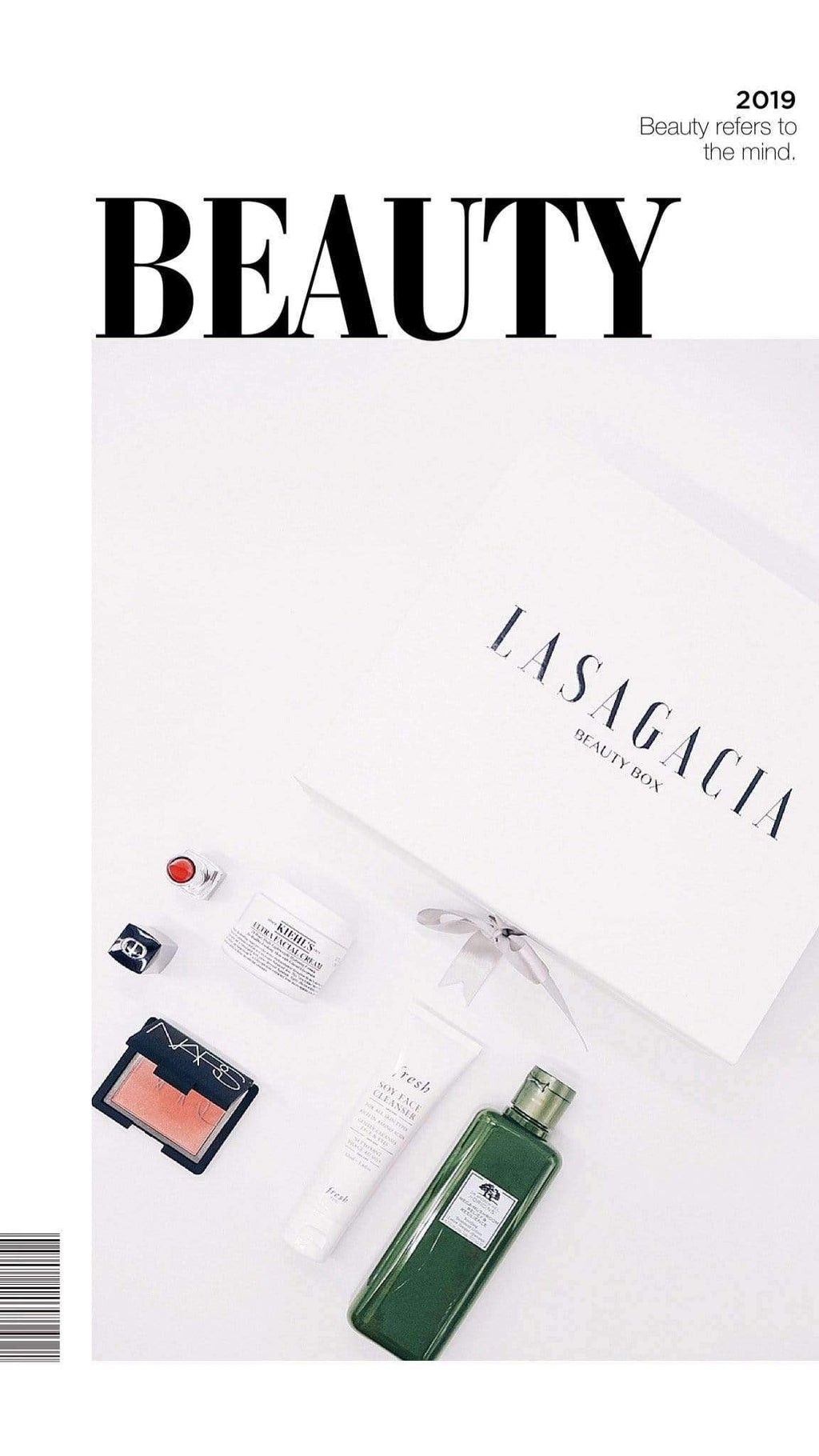 LASAGACIA  BEAUTY BOX | BASIC |