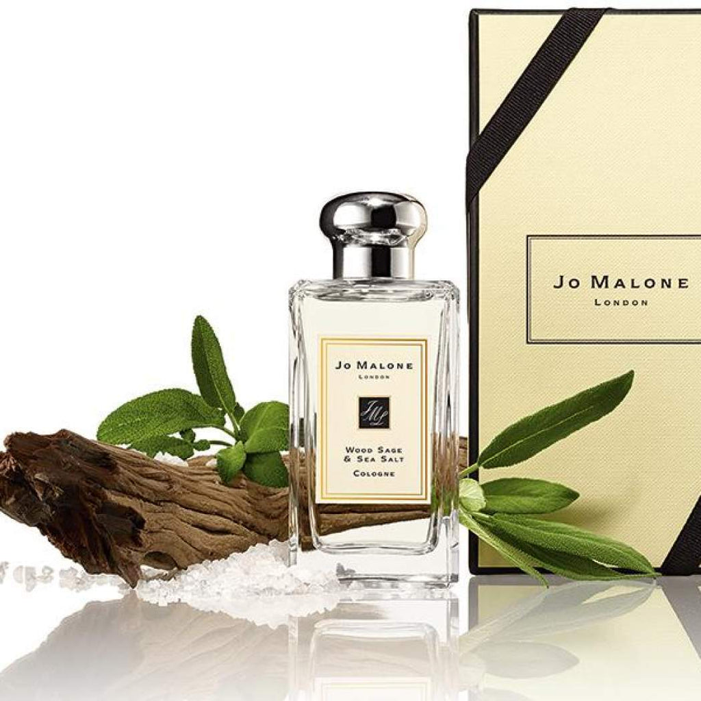 JO MALONE WOOD SAGE AND SEA SALT COLOGNE
