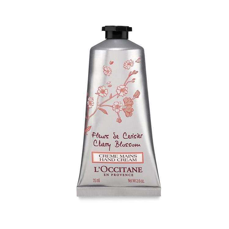 LOCCITANE CHERRY BLOSSOM HAND CREAM 75ML