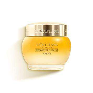 LOCCITANE IMMORTELLE DIVINE CREAM