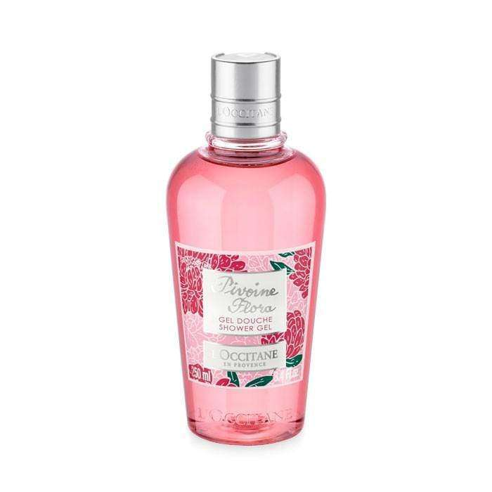 LOCCITANE PIVOINE FLORA SHOWER GEL 250ml