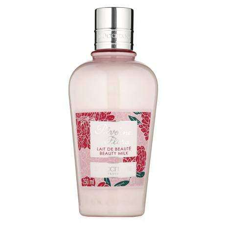 LOCCITANE PIVOINE FLORA BEAUTY MILK 250ml
